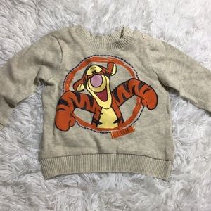 Disney Baby Tiger Knit Sweater